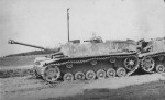 Assault gun StuG 40 ausf G 2