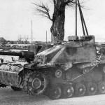 Destroyed StuG 40 Ausf G