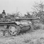German assault gun StuG 40 Ausf F