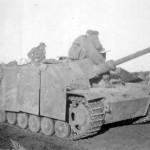 German assault gun StuG 40 number 5