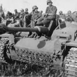 German tank destroyer StuG 40 Ausf F