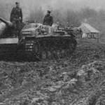 German tank destroyer StuG 40 Ausf F 3
