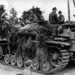 German tank destroyer StuG 40 Ausf G