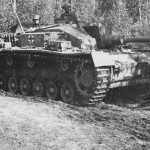 StuG 40 Ausf F Eastern front