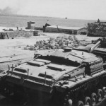 StuG 40 Ausf F rear view