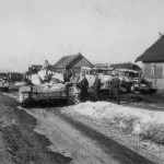 StuG 40 Ausf F winter camo
