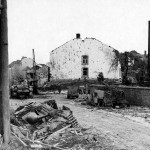 StuG 40 Ausf G Noville, Belgium 1944