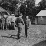 StuG 40 Ausf G ceremony