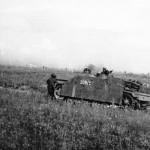 StuG 40 Ausf G number 205 with side schurzen