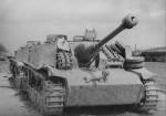StuG 40 Ausf G with Zimmeritt