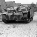 StuG 40 Ausf G with side schurzen