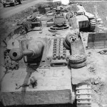 StuG 40 Ausf G with zimmerit and saukopf Eastern front 2