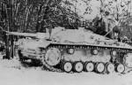 StuG 40 ausf F winter