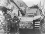 StuG 40 ausf G of Waffen SS
