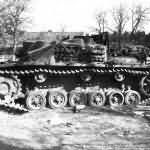 StuG 40 Ausf G destroyed in Berlin 1945