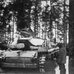 Late StuG III winter 2