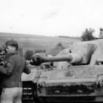Sturmgeschutz StuG 40 Ausf F Woronesch Eastern Front