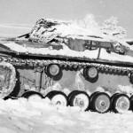 Sturmgeschutz StuG 40 Winter Eastern Front