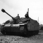Sturmgeschutz StuG 40 with schurzen