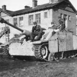 tank destroyer StuG 40 Ausf G with shurzen