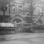 Jagdpanzer IV and StuG III in Berlin