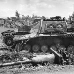 StuG IV tank destroyer in Italy