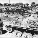 Sturmgeschutz IV captured by soviet forces