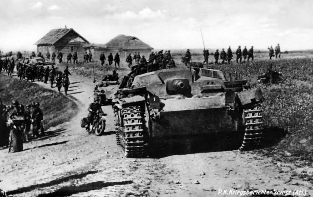 StuG III Ausf A 3