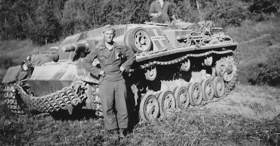 StuG III Ausf B in Gorkie Eastern Front 1941