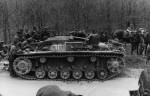 Assault gun StuG III ausf B