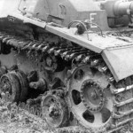 Damaged StuG III E
