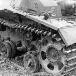 Damaged StuG III E