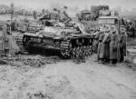 German assault gun StuG III 4
