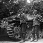 German assault gun StuG III Ausf A