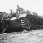 German assault gun StuG III Ausf B 2