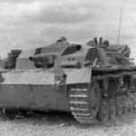 German assault gun StuG III Ausf B 3