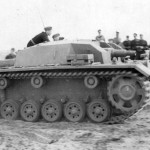 German StuG III Ausf B
