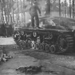 Prototype Sturmgeschutz III (0-serie) on Panzer III B chassis