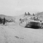 StuG III Ausf B on road