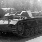 StuG III Ausf B assault gun