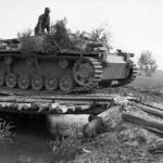 StuG III Ausf B bridge ostfront