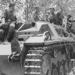 StuG III Ausf B front