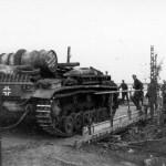 StuG III Ausf B rear view