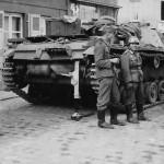 StuG III France 1940