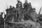 StuG III and Panzergrenadieren