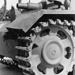 StuG III driving gear