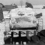 StuG III easten front winter