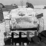 StuG III easten front winter