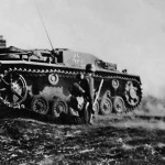 StuG III in action eastern front