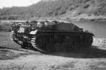 StuG III rear